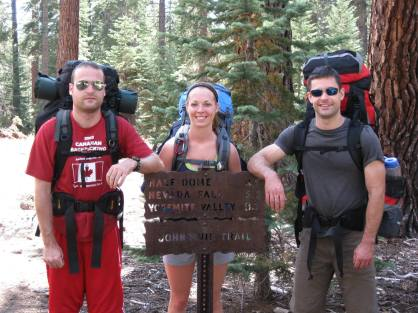 John Muir Trail Bros