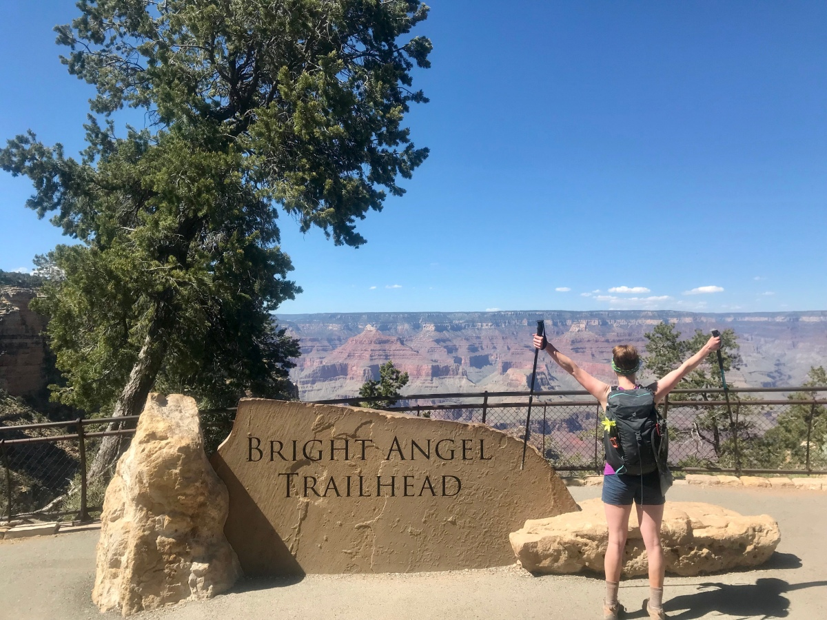 Rim to Rim (Grand Canyon AZ) 2019